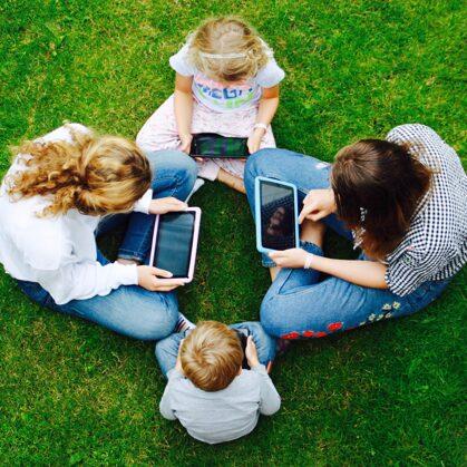 Kpito contiene contenuti per bambini da 6 a 11 anni, a breve anche -14 anni